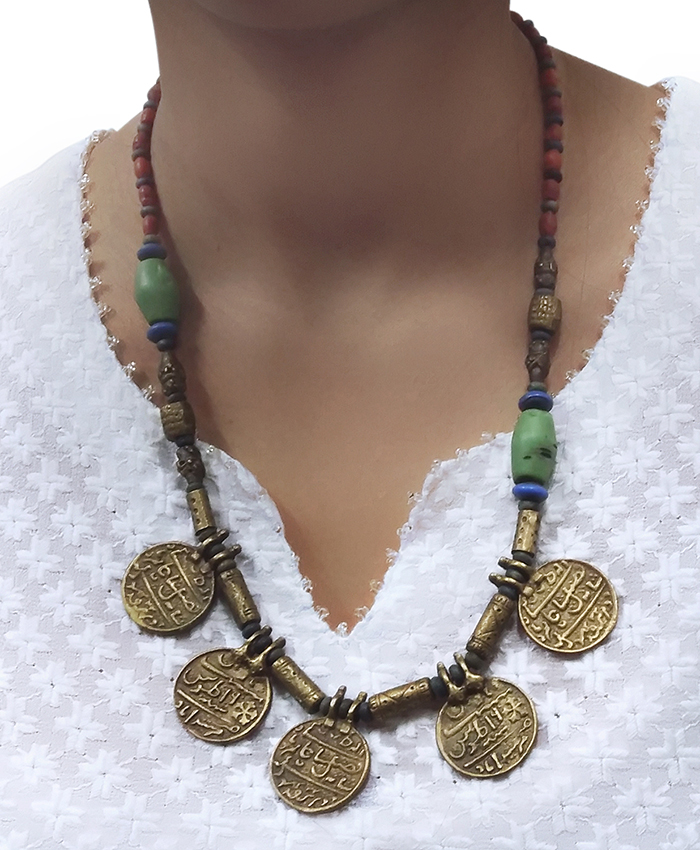 Nagalwala Antique Necklace